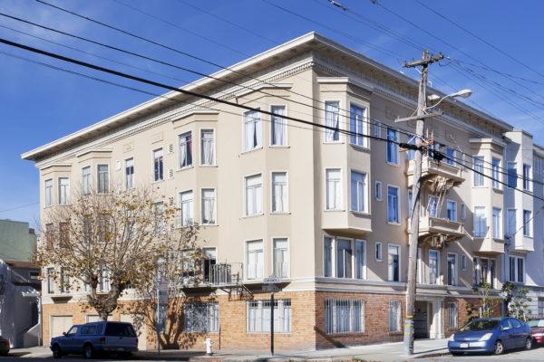 Classic 13 Unit Apartment Building