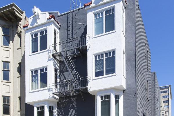 9 Apartment Units | Nob Hill