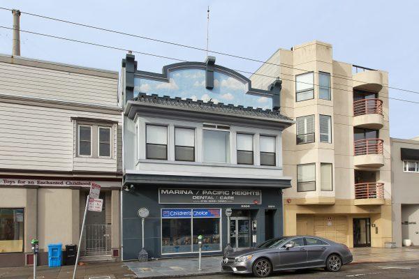 Ground Level Commercial Condominium - Marina District